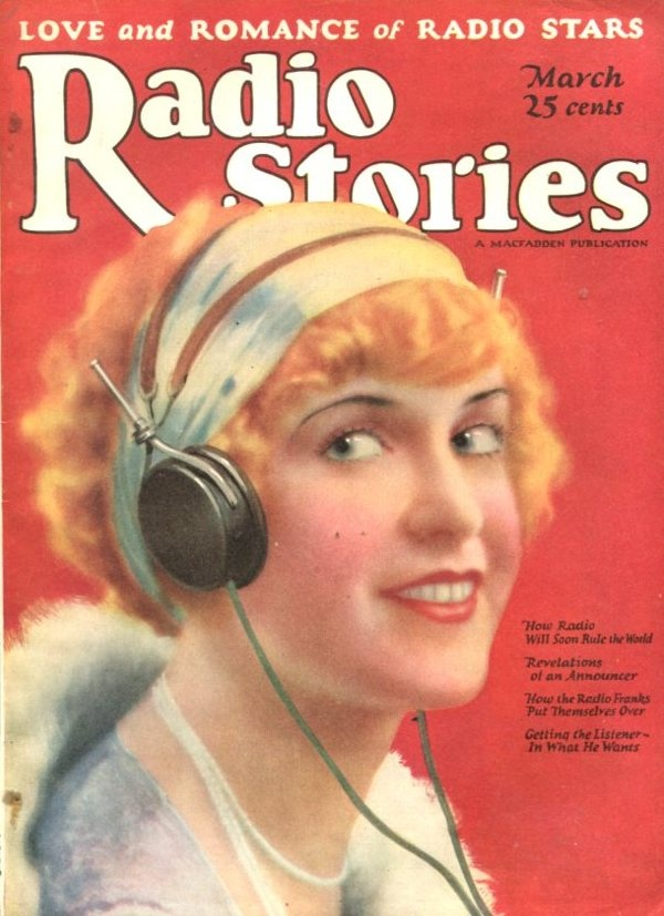 Radio Stories March 1925