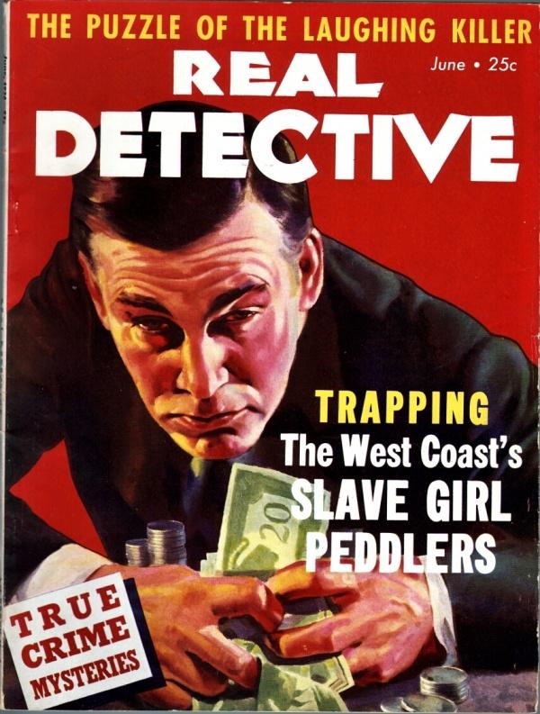 Real Detective June 1936