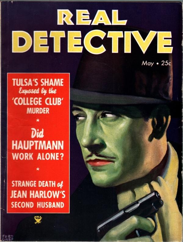Real Detective May 1935