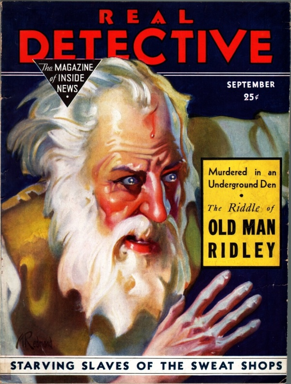 Real Detective September 1933