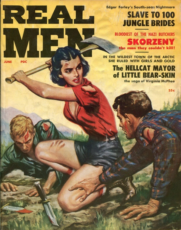 Real Men June 1959