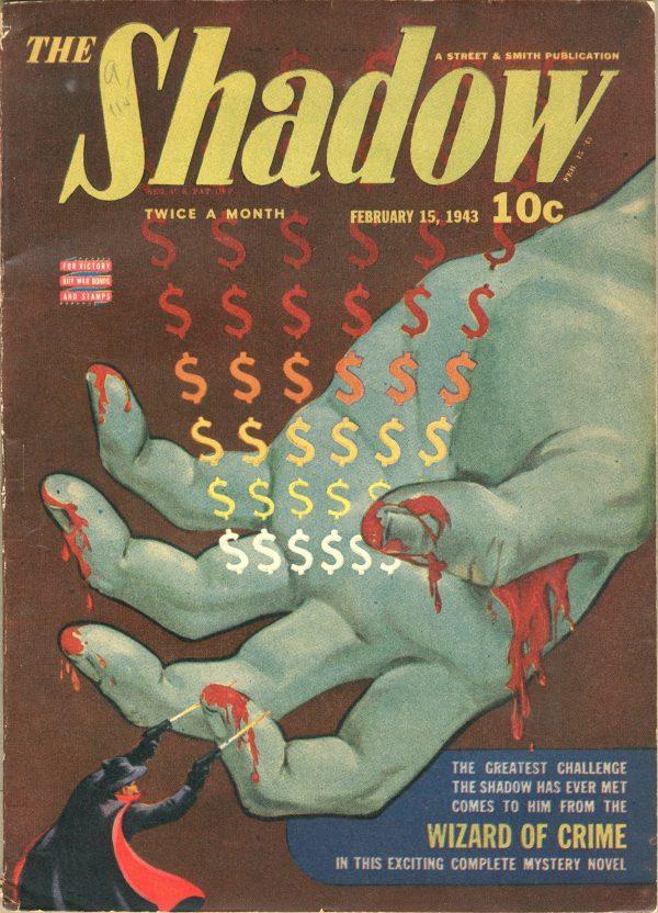 Shadow February 1943