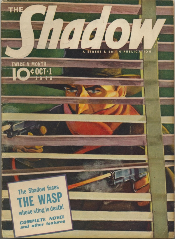 Shadow Magazine Vol 1 #207 October, 1940