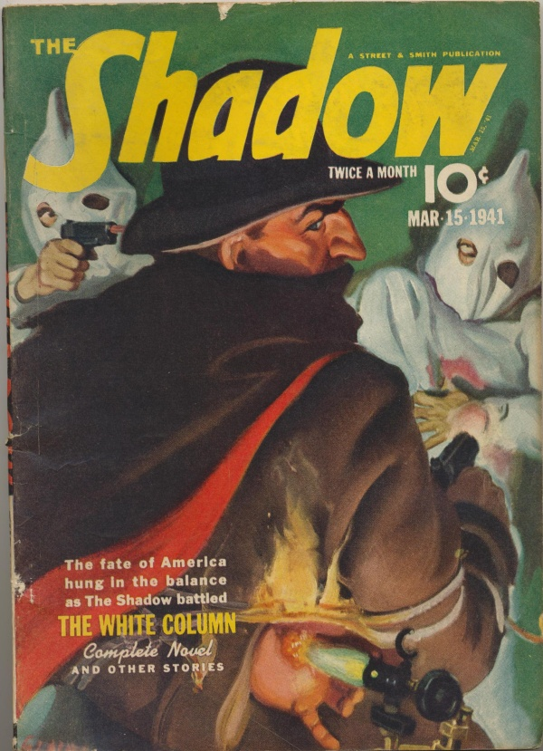 Shadow Magazine Vol 1 #218 March, 1941