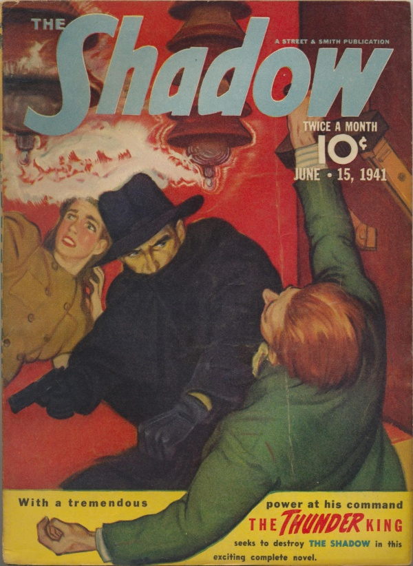 Shadow Magazine Vol 1 #224 June, 1941