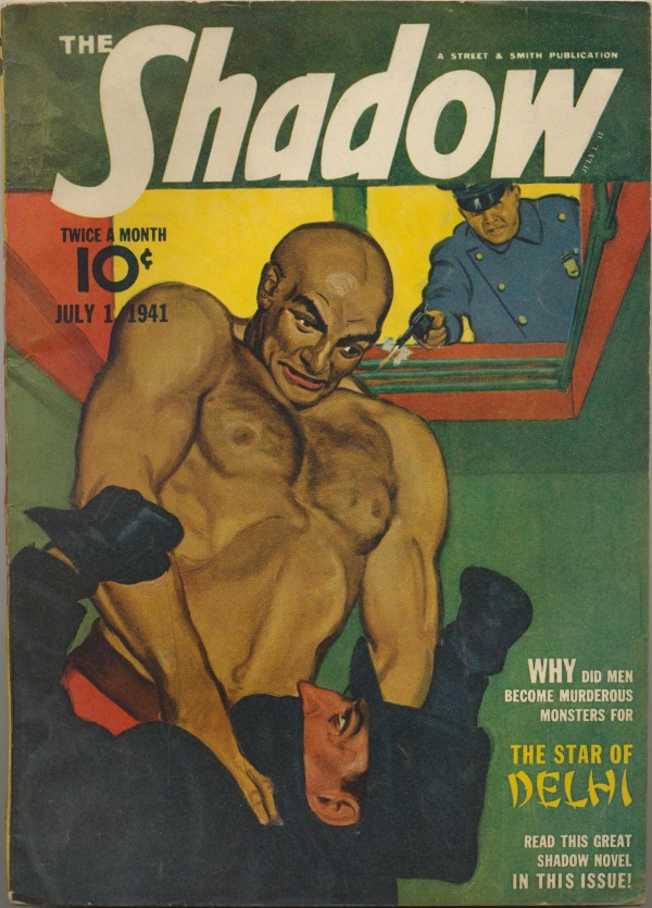 Shadow Magazine Vol 1 #225 July, 1941