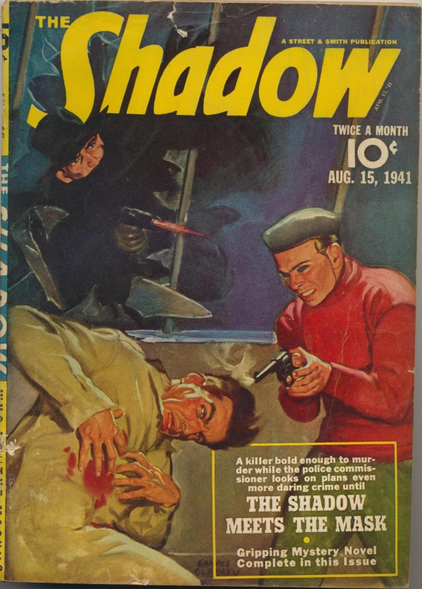 Shadow Magazine Vol 1 #228 August, 1941