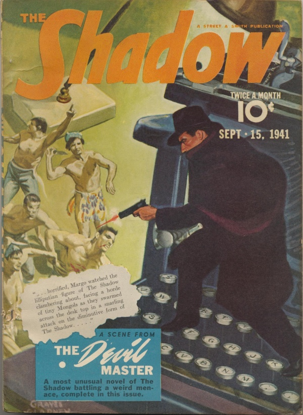 Shadow Magazine Vol 1 #230 September, 1941