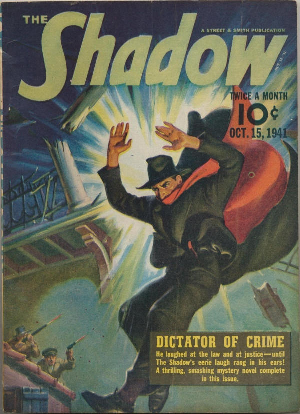 Shadow Magazine Vol 1 #232 October, 1941