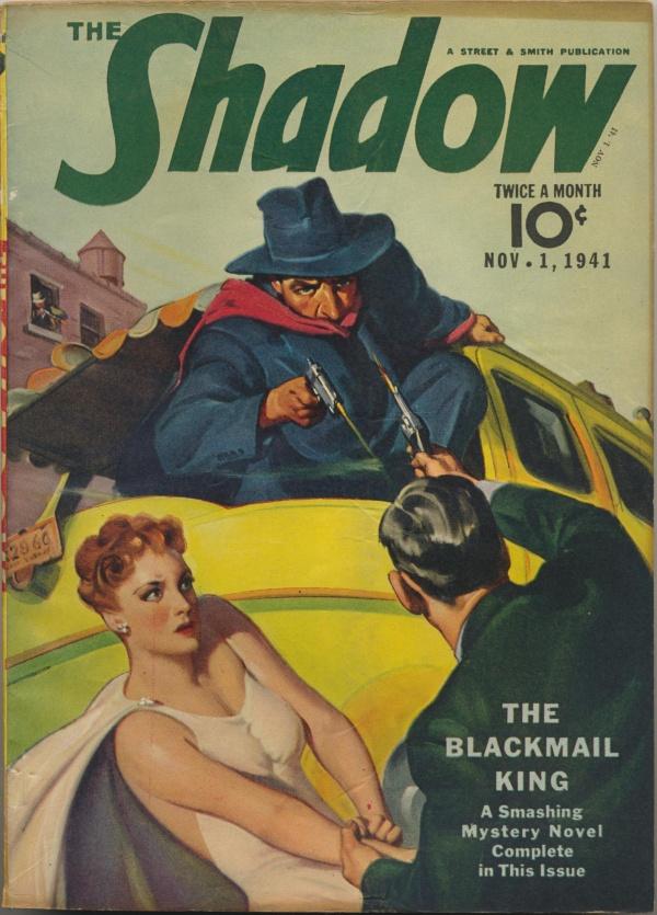 Shadow Magazine Vol 1 #233 November, 1941
