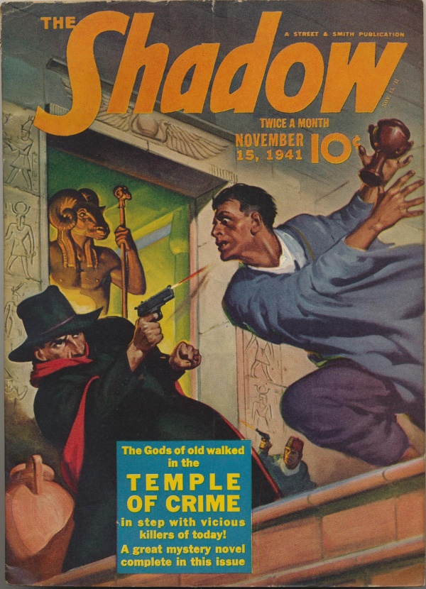 Shadow Magazine Vol 1 #234 November, 1941