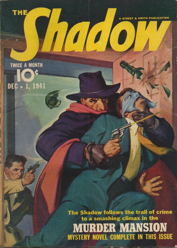 Shadow Magazine Vol 1 #235 December, 1941