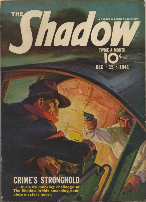Shadow Magazine Vol 1 #236 December, 1941