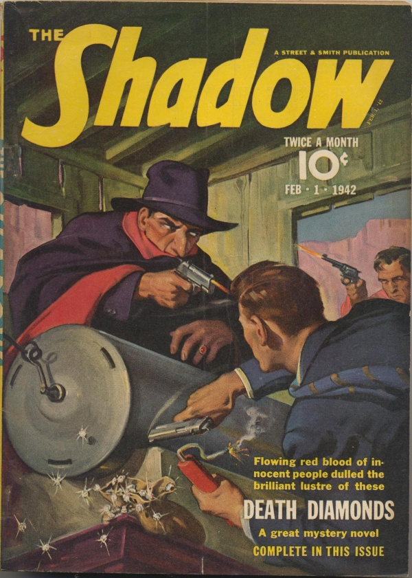 Shadow Magazine Vol 1 #239 February, 1942