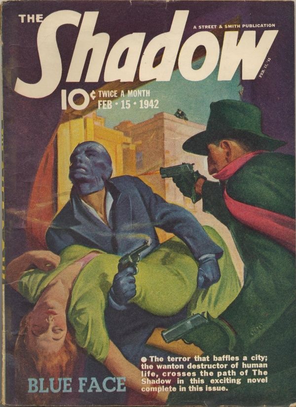 Shadow Magazine Vol 1 #240 February, 1942