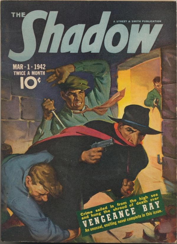 Shadow Magazine Vol 1 #241 March, 1942