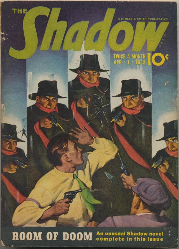 Shadow Magazine Vol 1 #243 April, 1942