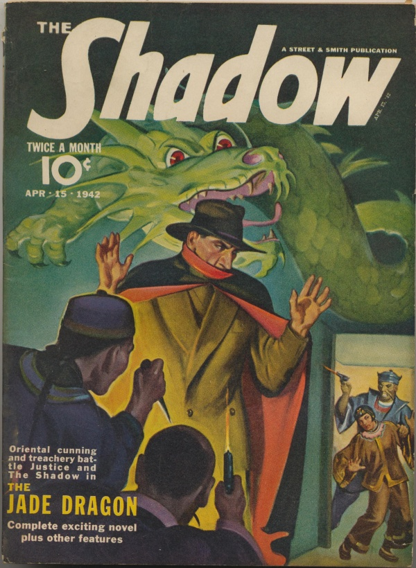 Shadow Magazine Vol 1 #244 April, 1942