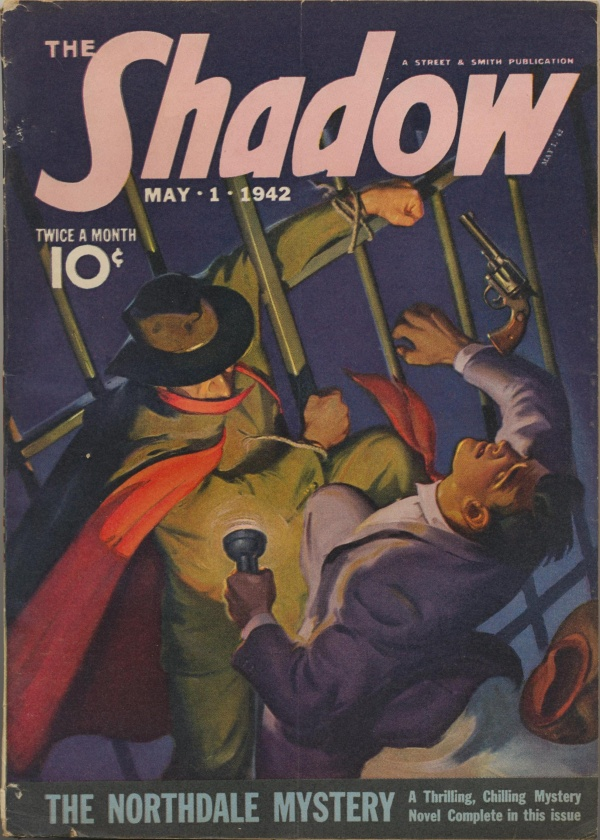 Shadow Magazine Vol 1 #245 May, 1942