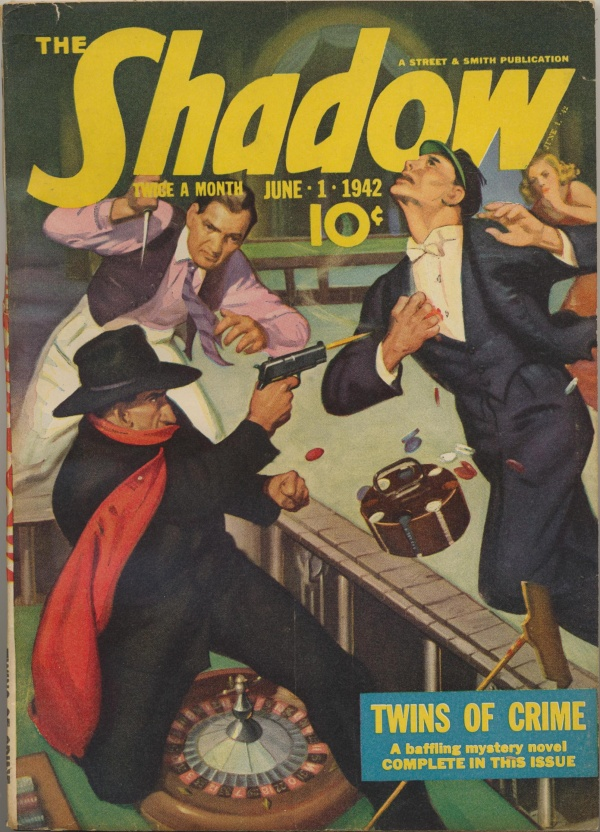 Shadow Magazine Vol 1 #247 June, 1942