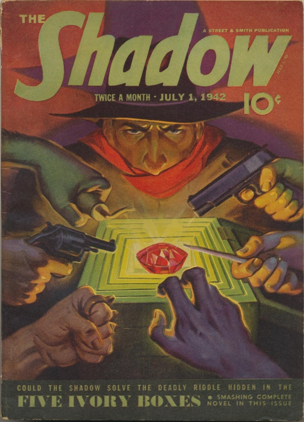 Shadow Magazine Vol 1 #249 July, 1942