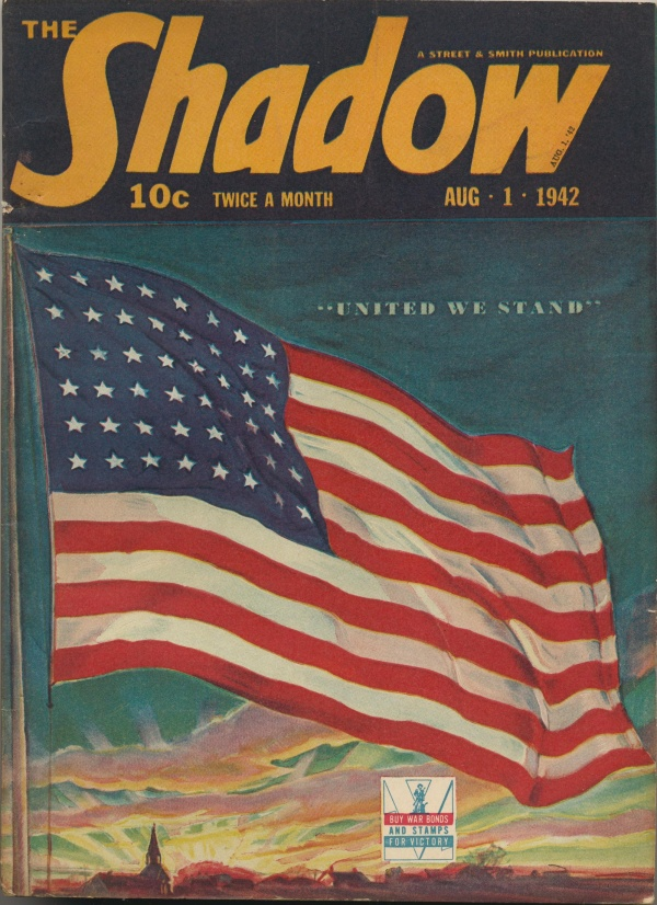 Shadow Magazine Vol 1 #251 August, 1942