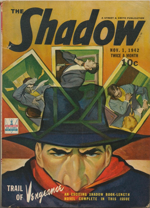 Shadow Magazine Vol 1 #257 November, 1942