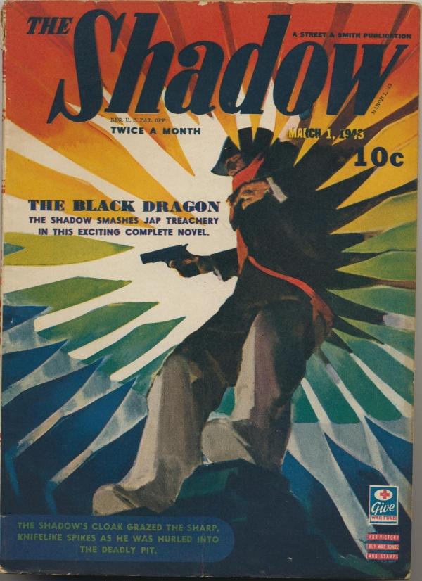 Shadow Magazine Vol 1 #265 March, 1943
