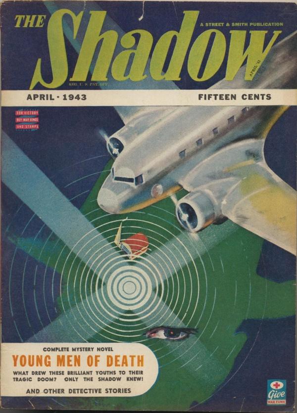 Shadow Magazine Vol 1 #266 April, 1943