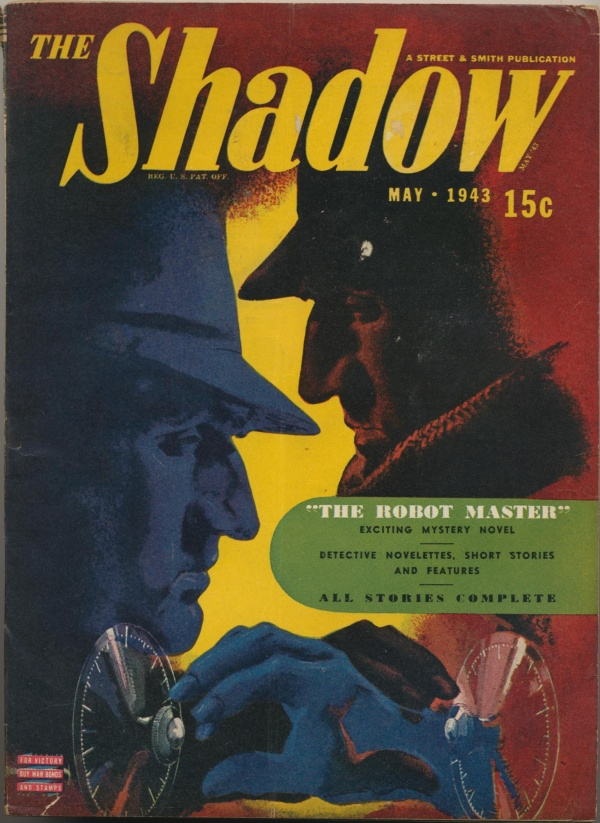 Shadow Magazine Vol 1 #267 May, 1943
