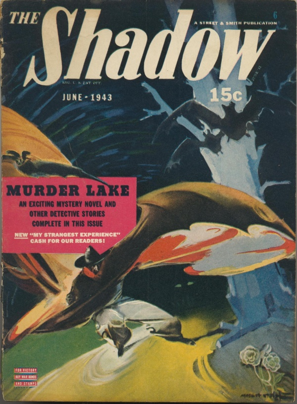 Shadow Magazine Vol 1 #268 June, 1943