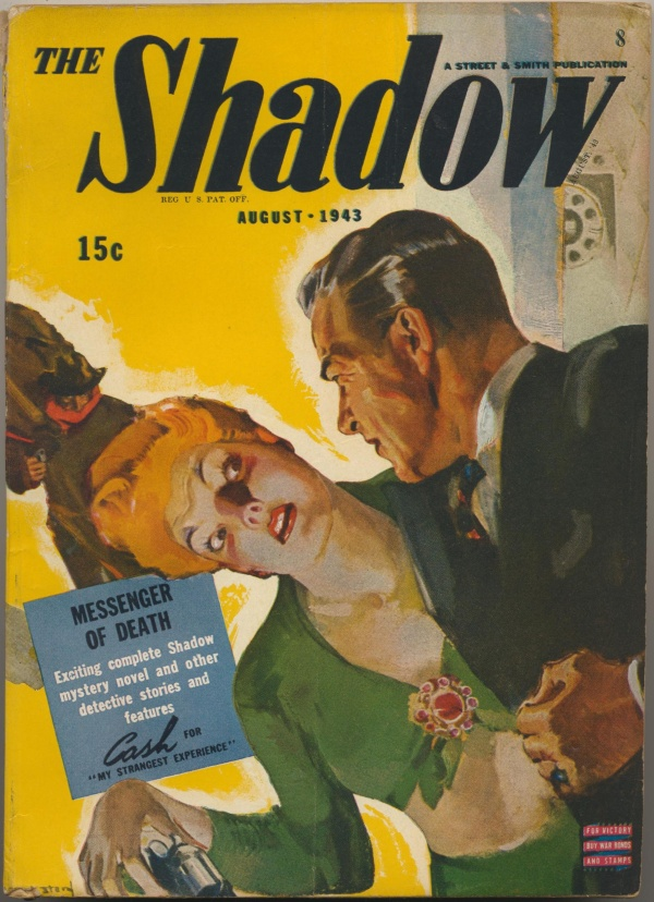 Shadow Magazine Vol 1 #270 August, 1943