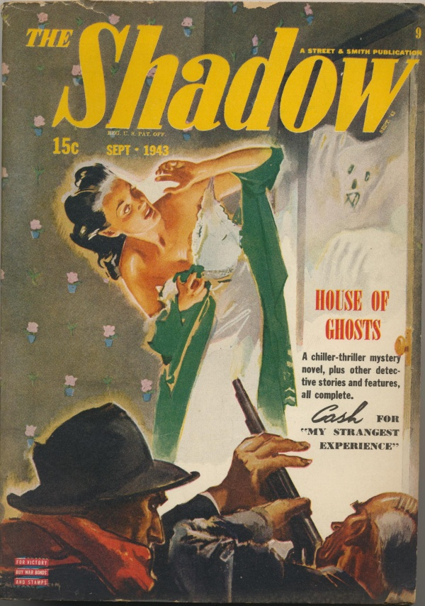 Shadow Magazine Vol 1 #271 September, 1943