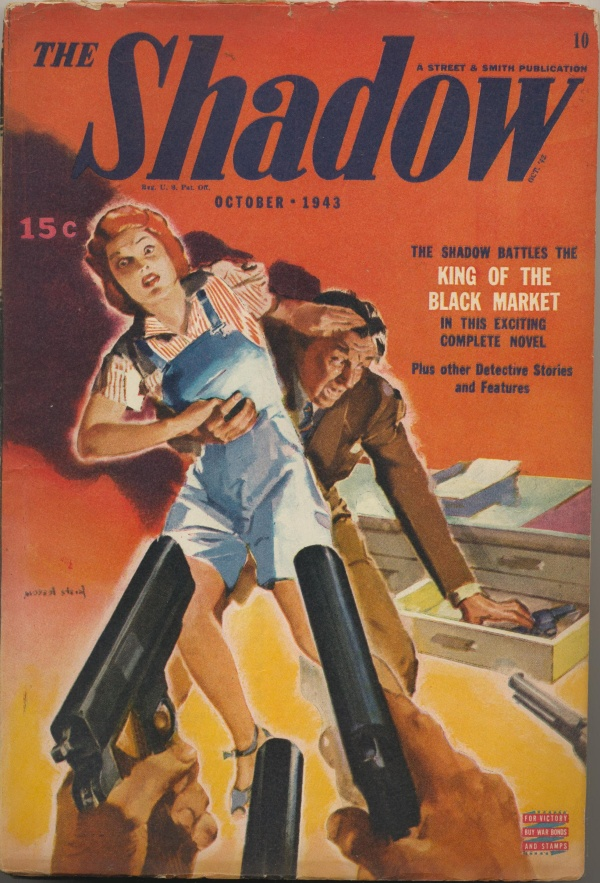 Shadow Magazine Vol 1 #272 October, 1943