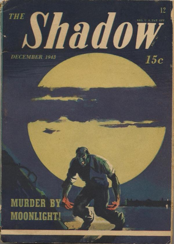 Shadow Magazine Vol 1 #274 December, 1943