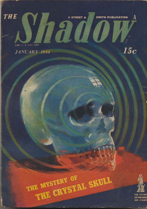 Shadow Magazine Vol 1 #275 January, 1944