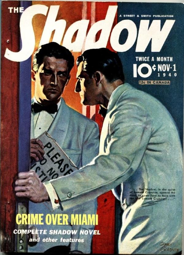 Shadow November 1 1940