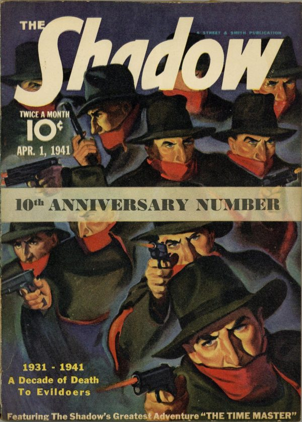 Shadow Pulp April 1, 1941