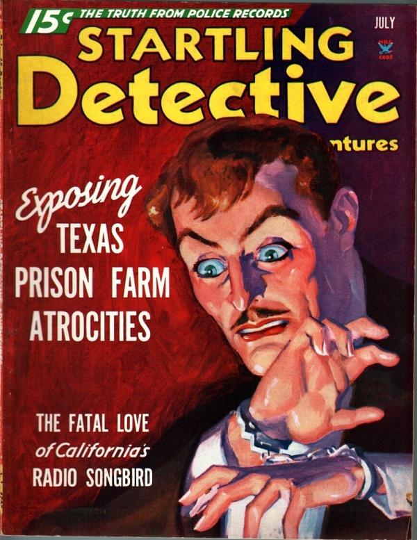 Startling Detective Adventures July 1935