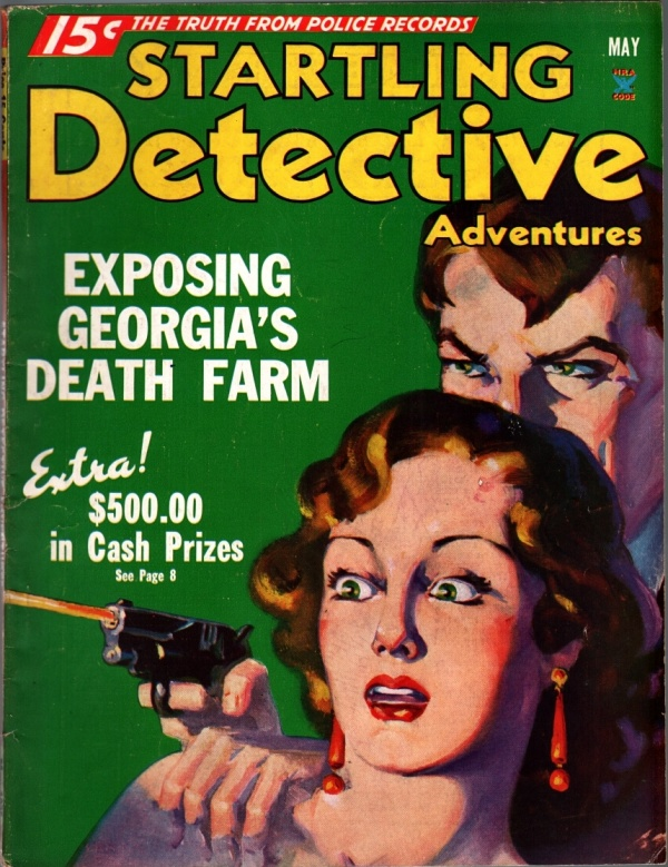 Startling Detective Adventures May 1935