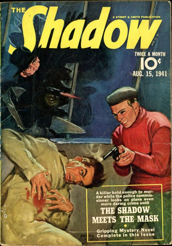 THE SHADOW. August 15, 1941