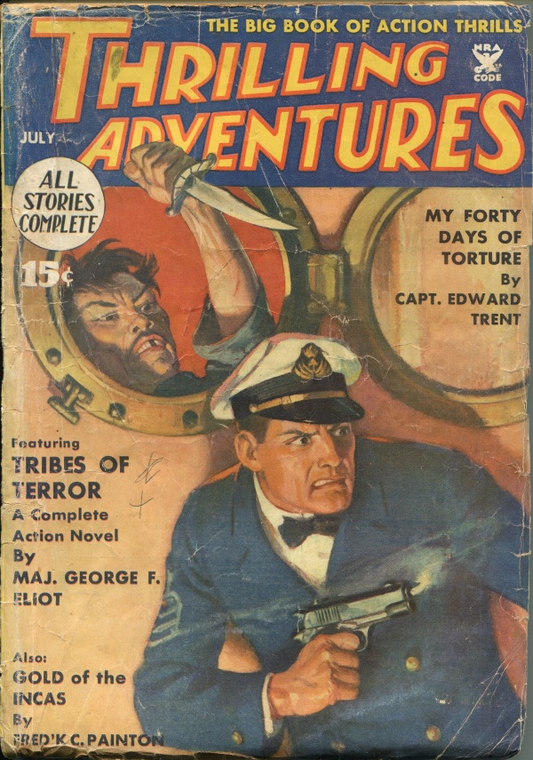 Thrilling Adventures July 1935