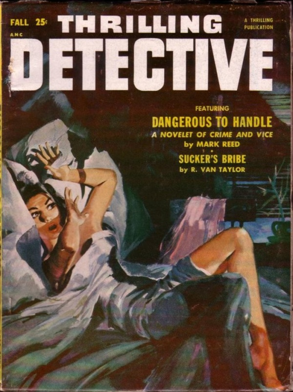 Thrilling Detective Fall 1953
