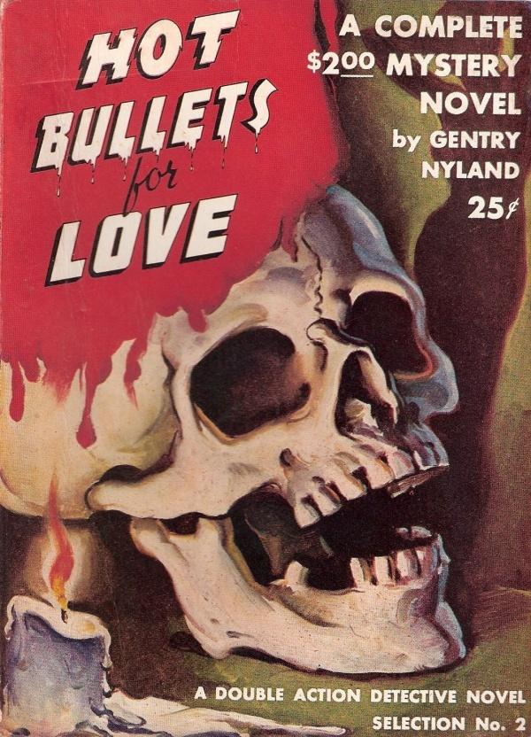 2 Dollar Mystery Novel 1943