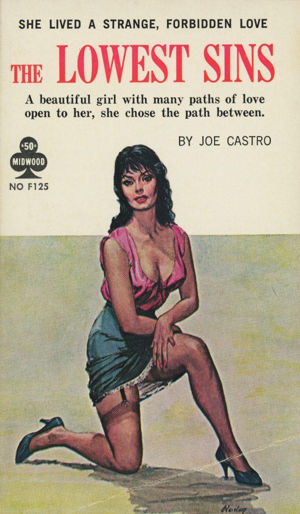 Midwood #F125 1961