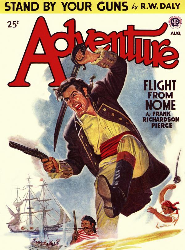 Adventure August 1947