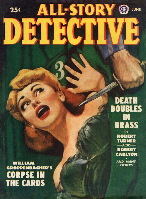 All-Story Detective June 1949