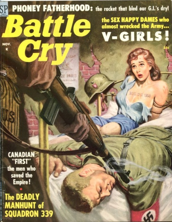 Battle Cry November 1958