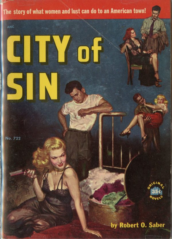 Carnival Books 922 1952