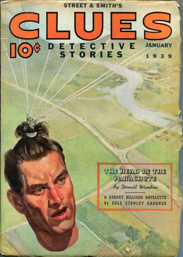 Clues Detective Stories January 1939